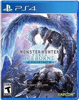 Monster Hunter World: Iceborne Master Edition - PlayStation 4 Standard Edition by Capcom ( Imported Game Soft.) ; モンスター ハンター ワールド:アイスボーン マスター エディション - カプコン プレイステーション4
