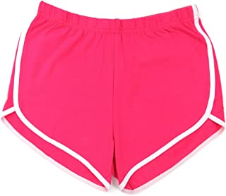 Women's Dolphin Running Shorts-Size S to L 11 Colors