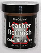 White - Leather Refinish an Aid to Color Restorer (Leather Repair) (Vinyl Repair)