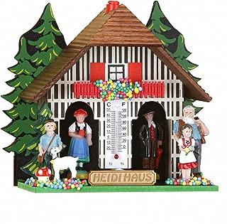 Trenkle German Black Forest Weather House Heidi TU 832