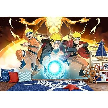3d Naruto Chambre De Garcon 5 Japan Anime Fond D Ecran Mur Peintures Murales Amovible Murale Auto Adhesif Papier Peint Fr Summer Vinyle Sans Colle Et Amovible 164 X100 416x254cm Wxh Amazon Fr Cuisine Maison