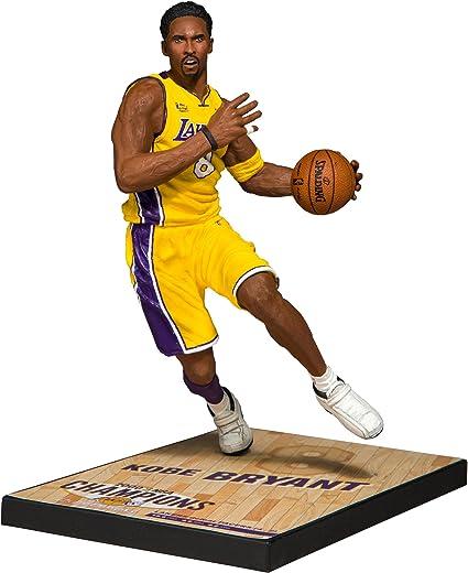 Amazon.com : McFarlane Toys Kobe Bryant 2000 NBA Finals Action ...