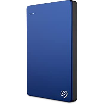 Seagate Backup Plus Portable Slim - Disco duro externo de 2 TB ...