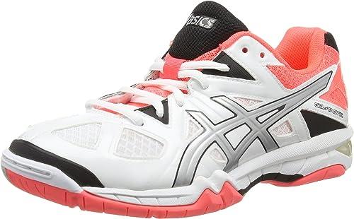 zapatos asics voleibol mujer