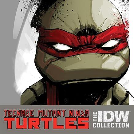 Teenage Mutant Ninja Turtles: The IDW Collection (10 book ...