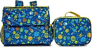 Bixbee Boys' Backpack and Lunchbox