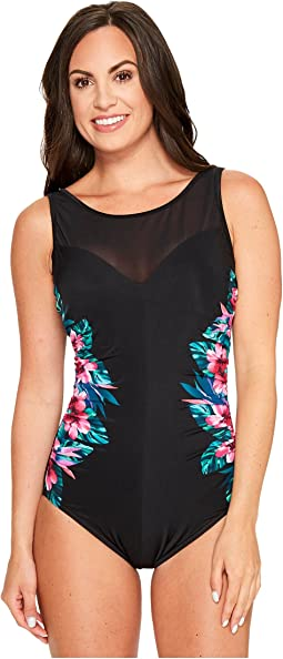 Miraclesuit - Tahitian Temptress Fascination One-Piece