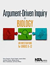 Argument-Driven Inquiry in Biology: Lab Investigations for Grades 9-12 PB349X1