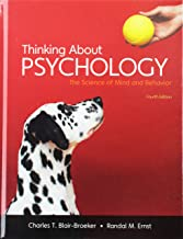 Thinking About Psychology, High School Version
