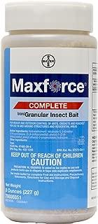 maxforce complete granular bait label