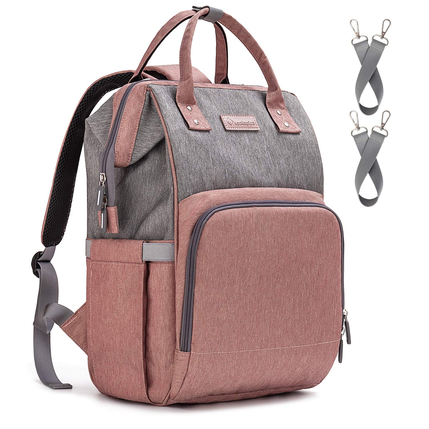 Backpack Upsimples Maternity Charging Resistant