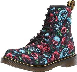1460 Rose Fantasy Boot (Big Kid)