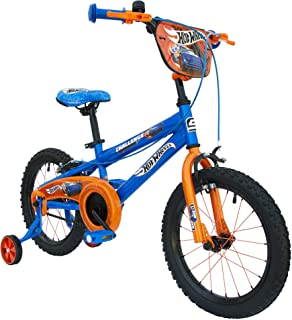 Spartan Mattel Hot Wheels Bicycle, Multi Color, 16 inch