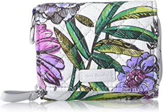 Vera Bradley womens Iconic Rfid Card Case, Signature Cotton