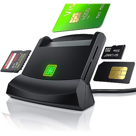 Csl Usb Chipkartenleser Smartcard Reader Computer Zubehör