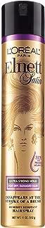 L'Oreal Paris Elnett Satin Precious Oils Hairspray 11 Ounce (1 Count)