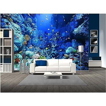 "wall26 Self-Adhesive Wallpaper Large Wall Mural Series (66""x96"", Artwork - 15)"