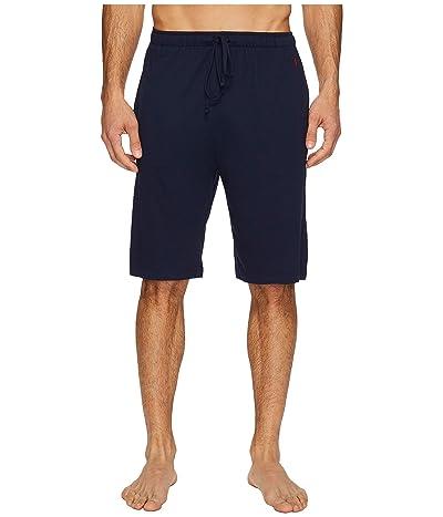 Polo Ralph Lauren Supreme Comfort Knit Sleep Shorts (Cruise Navy) Men