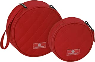 Eagle Creek Pack-it Original Quilted Circlet Set-2pc Set, Red Fire