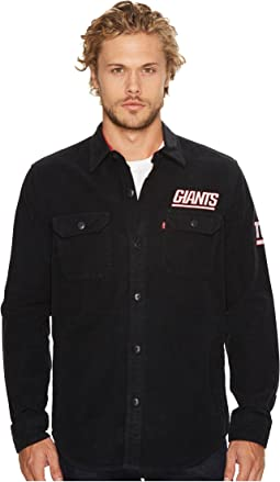 NY Giants NFL Overshirt