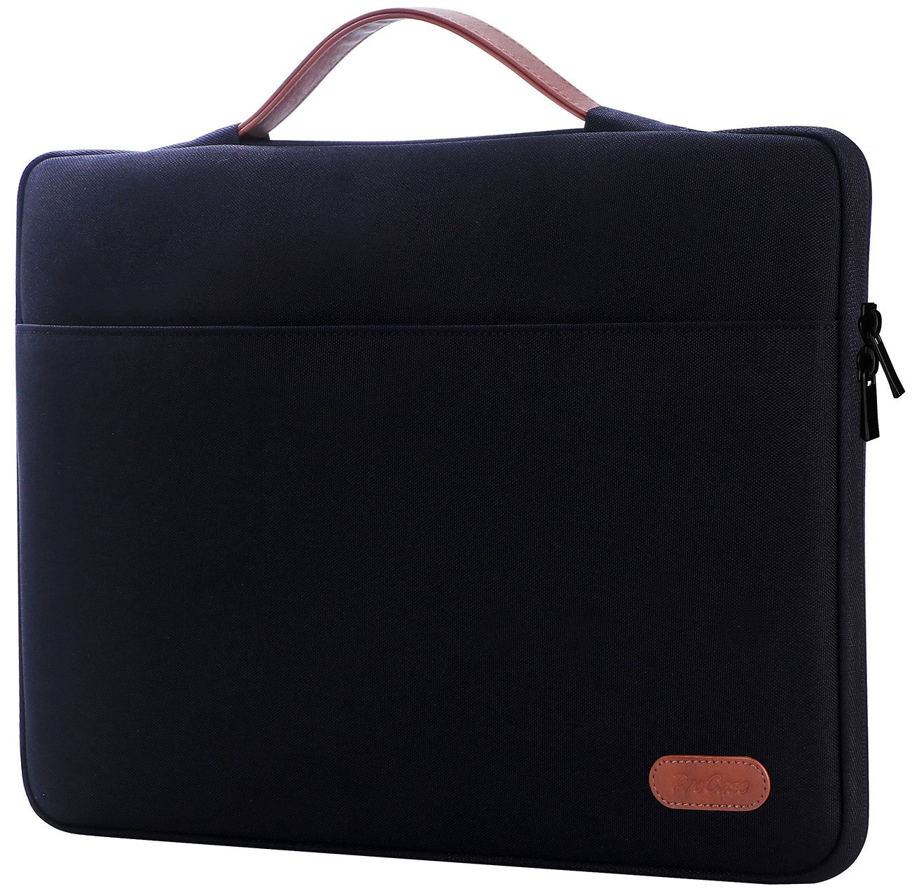 Amazon Com Procase 14 15 6 Inch Laptop Sleeve Case Protective Bag Ultrabook Notebook Carrying Case Handbag For Macbook Pro 16 14 15 15 6 Dell Lenovo Hp Asus Acer Samsung Sony Chromebook Computer Black