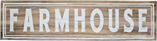 Barnyard Designs Large Wooden Farmhouse Sign Rustic Vintage Primitive Country Wall Decor..