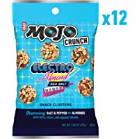 12 Count Clif Bar Mojo Crunch Clusters Sweet and Salty Snack