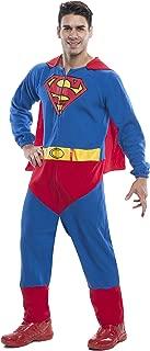 Costume Co Men's Superman One Piece Costume