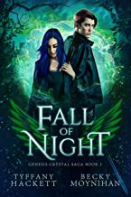 Fall of Night: An Urban Fantasy Romance (Genesis Crystal Saga Book 2) (English Edition)