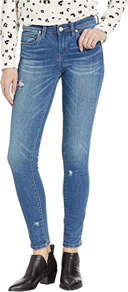 The Reade Denim Skinny Classique in Song Request