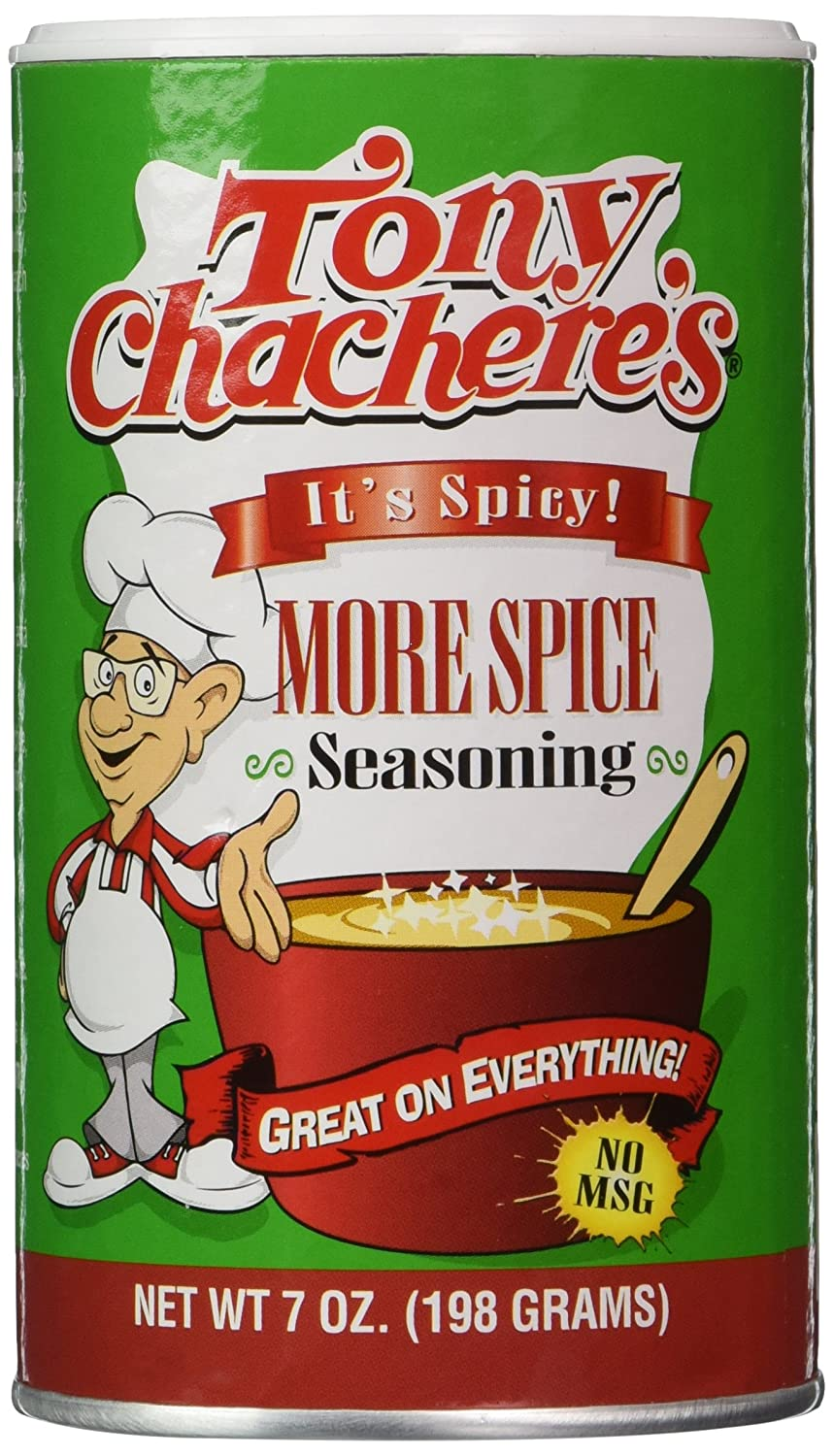 Tony Chacheres Ssnng More Spice San Francisco Mall oz 7 Deluxe