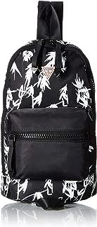 GUESS Originals Black/White Mini Backpack, Multi