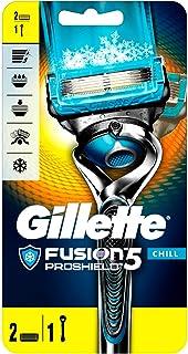 Gillette Fusion ProShield Chill Men's Razor, 1 count