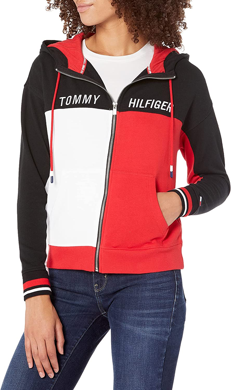 Tommy Hilfiger Women's Performance Zip Hoodie