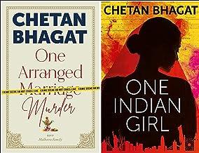 One Arranged Murder + One Indian Girl ( Chetan Bhagat Best Selling Books Combo)