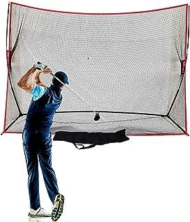 Hit Run Steal Sport Nets Heavy Duty Golf Net (Heavy Duty Golf Net 10 X 7)