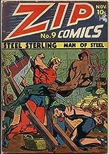 Zip Comics v1 #9
