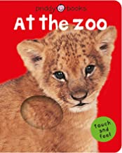 Bright Baby Touch & Feel At the Zoo (Bright Baby Touch and Feel)