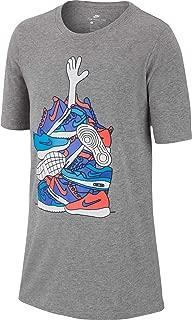Nike Sportswear Sneaker Pile T-Shirt For Boys