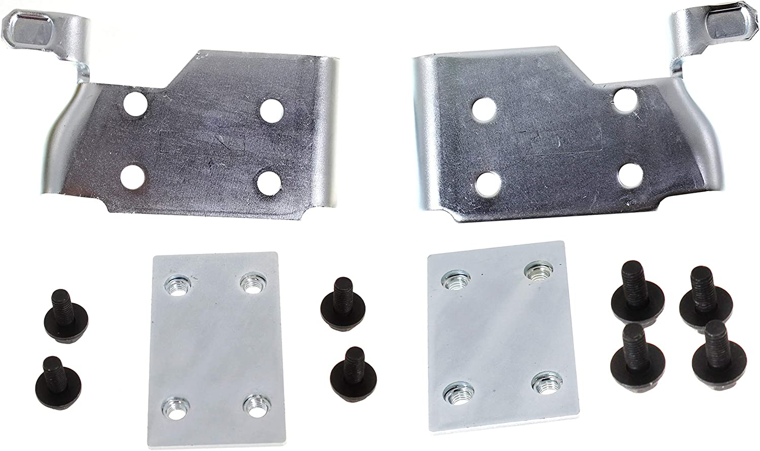 Oakland sold out Mall Evan-Fischer Front Door Hinge Set Compatible of 1996-2014 2 with