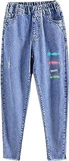ZRFNFMA Girls'Andchildren'stousersstyles Pantalones de pie, Ropa para niños, medianos y Grandes, Pantalones de Moda (Panta...