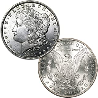 Best 1884 cc morgan silver dollar uncirculated Reviews