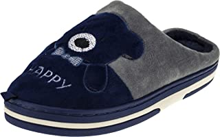 a8d9dcfa Amazon.es: zapatillas tacon - Zapatillas de estar por casa / Zapatos ...