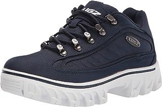 Lugz Men's Dot.com 2. 0 حذاء رياضي باليستيك كلاسيكي منخفض الأناقة