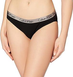 Calvin Klein Radiant Cotton-Bikini Braguita para Mujer