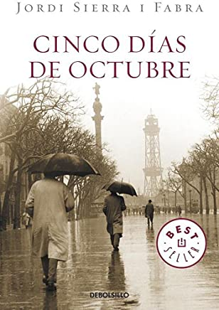 Cinco dias de octubre / Five Days of October (Inspector Mascarell) (Spanish Edition)