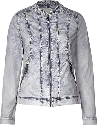 1ba230ed52bea5 Cecil Damen Baumwoll Jacke nohhxo3749-Kleidung - www.us-corporation ...