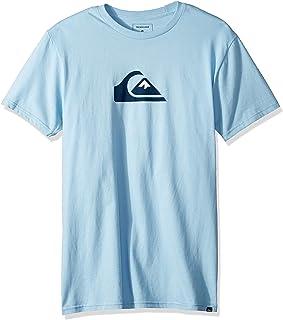 Quiksilver Men's Comp Logo Tee
