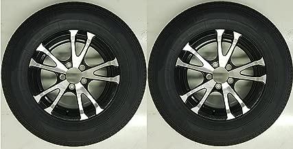 15 5 lug aluminum trailer wheels