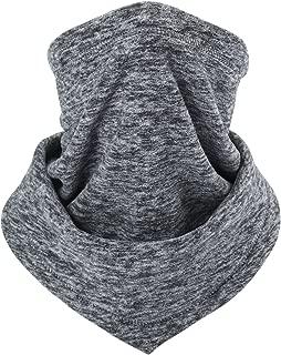 Neck Warmer Gaiter- Winter Thicken Soft Elastic Fleece Skiing Face Scarf Mask